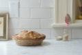 Blueberry Lemon Verbena Pie recipe