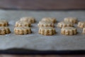 Apple and Carrot Shortbread recipe
