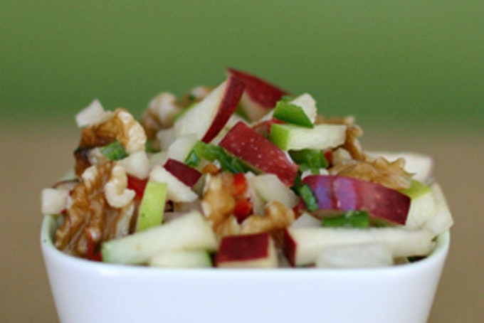From the Archives: Fresh Apple Salsa