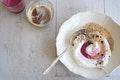 Pomegranate Yogurt Bowl recipe