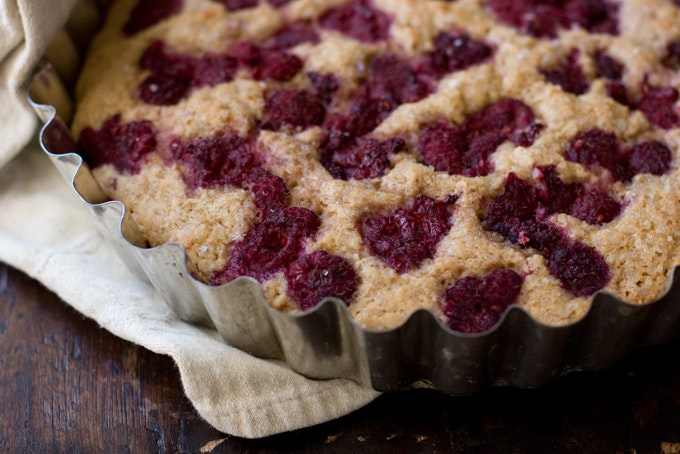 Salt-kissed Buttermilk Cake