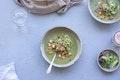 Coconut Broccoli Soup recipe