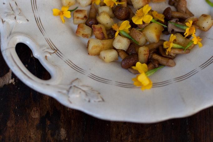 Potato Crouton
