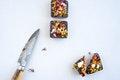At the Studio: Dark Chocolate Energy Bites recipe