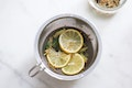 Detoxifying Mint Tea recipe