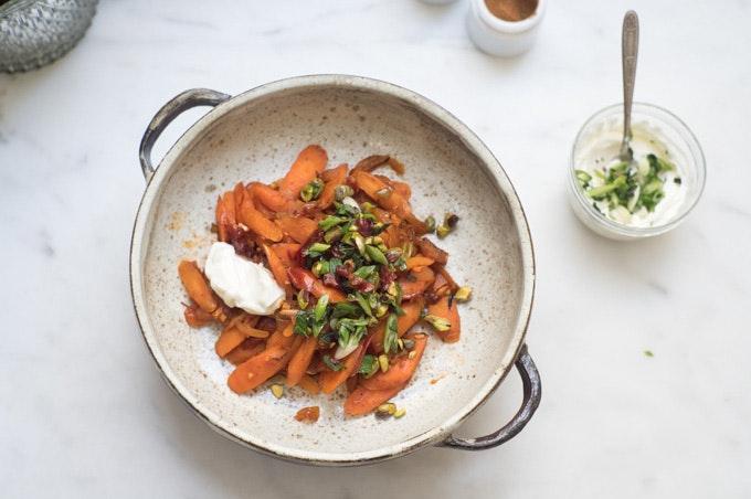 Diana Henry's Uzbeki Carrots