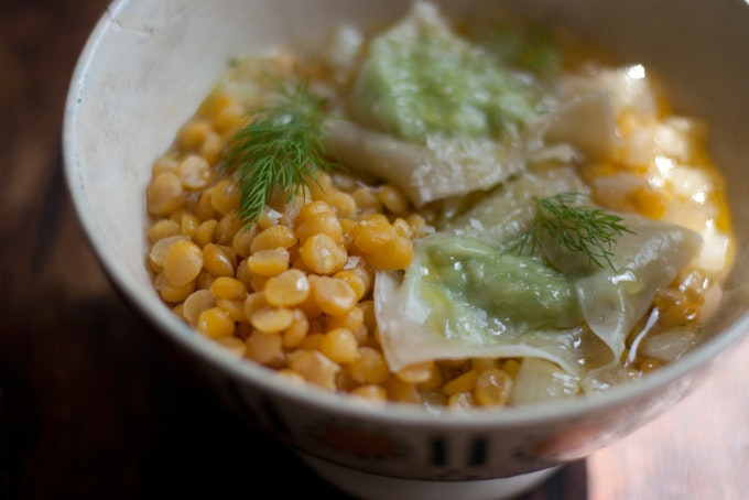 Big Slurp Dumpling Soup