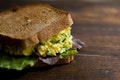 Egg Salad Sandwich (the only one I'll eat) recipe