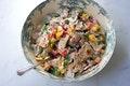 Na'ama's Fattoush recipe