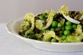 Fresh Pea Salad  recipe