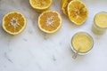 Ginger Grapefruit Curd recipe
