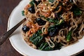 Harissa Spaghettini recipe