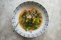 Kimchi Soup recipe