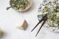 Lacinato Kale and Pecorino Salad recipe