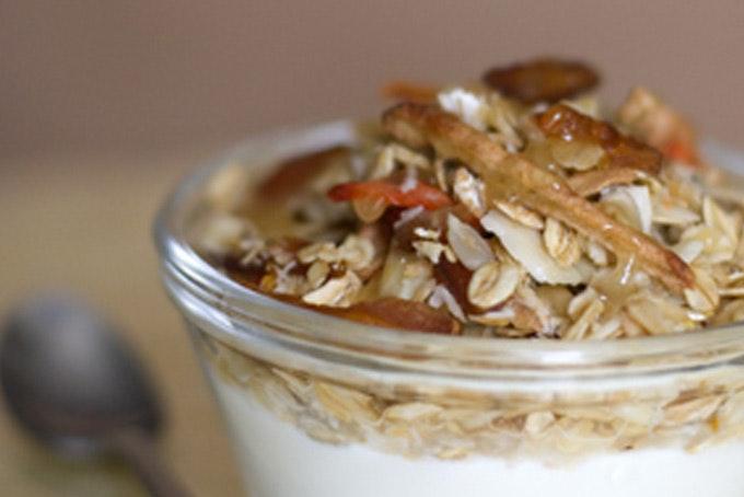 Honey-toasted Fruit Muesli