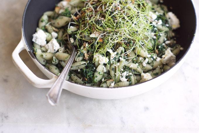Nettle Pasta Recipe | 101 Cookbooks www.101cookbooks.com