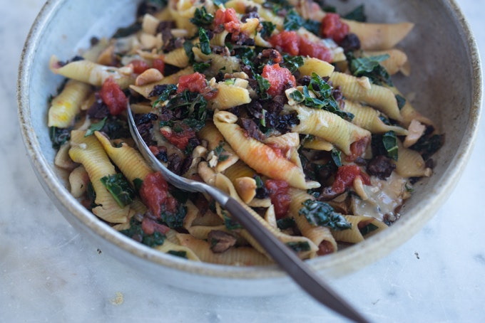An Excellent, One-pan, Protein-packed Power Pasta