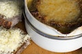 Onion Soup without Tears recipe