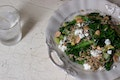 Orzo Super Salad recipe