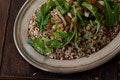 Ottolenghi Red Rice and Quinoa recipe