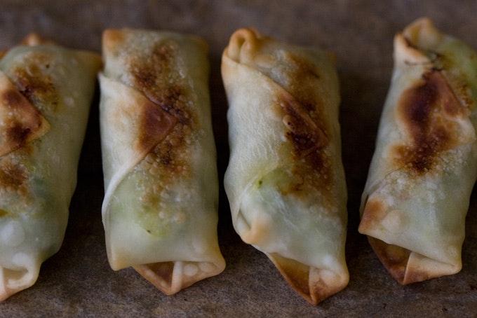 Monica Bhide's Chile Pea Puffs Recipe - 101 Cookbooks