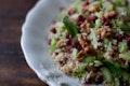 Bulgur, Celery and Pomegranate Salad recipe