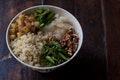 Delicious Big Bowl - Quinoa recipe