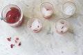 Rhubarb & Rosewater Syrup