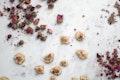 Rosewater Shortbread recipe