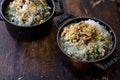 Seaweed Risotto recipe