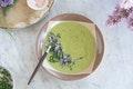 A Simple Asparagus Soup recipe