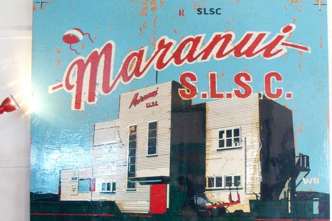 Maranui Surf Club Salad