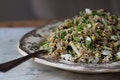 Quinoa with Currants, Dill, and Zucchini recipe