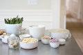 Sunchoke and Cashew Stir-fry recipe