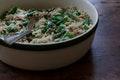 Tabasco & Asparagus Quinoa recipe