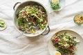 At The Studio: Shredded Un-Chicken Salad recipe