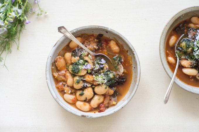 Weekday Vegetable Soup
