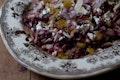 Tassajara Warm Red Cabbage Salad recipe