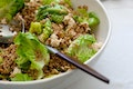 Whiskey & Wheat Berry Salad recipe