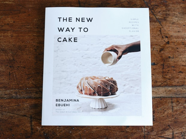 Benjamina Ebuehi's The New Way To Cake
