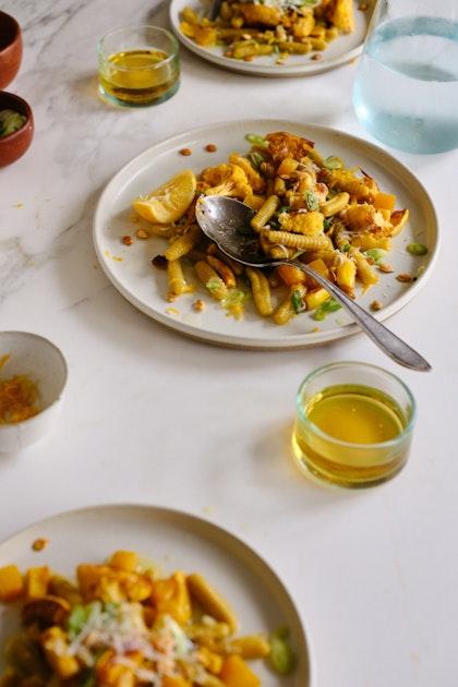 Homemade Cavatelli