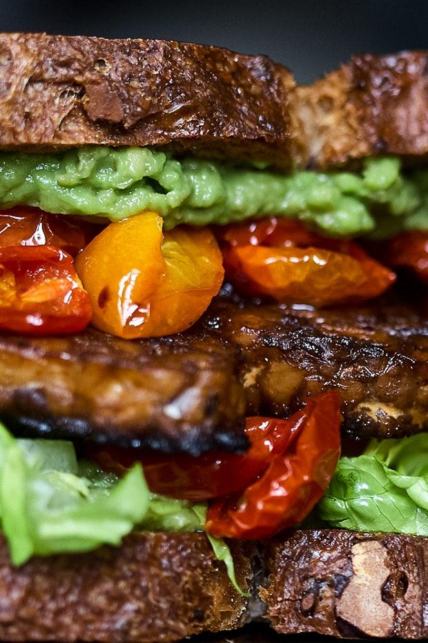 Side View of Epic TLT Sandwich
