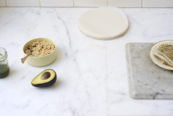 Avocado Spring Rolls Recipe