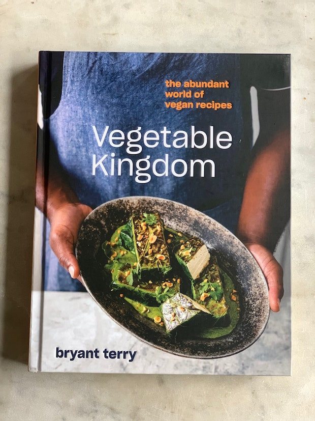 Bryant Terry autor de Vegetable Kingdom