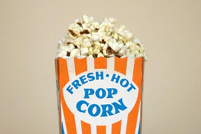 Herbed Buttermilk Popcorn