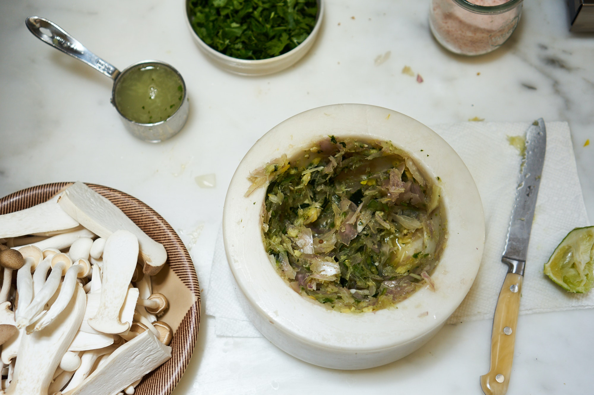 California Tom Yum Soup