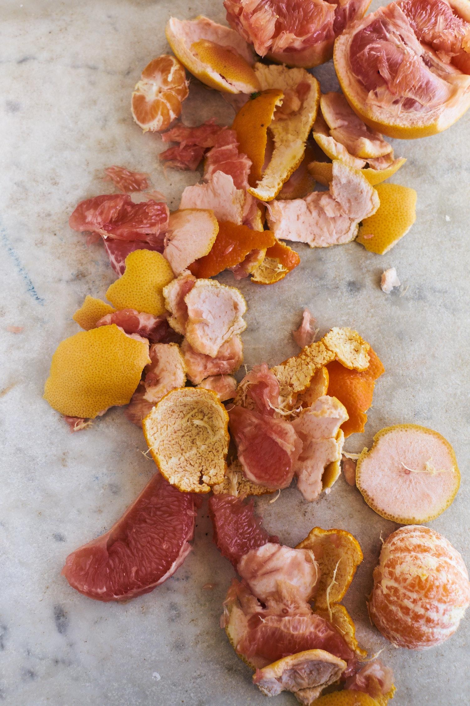 Candied Citrus Pops