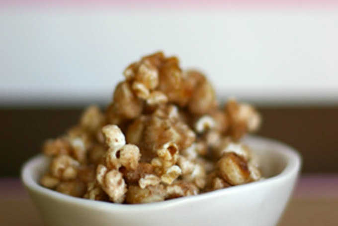 From the Archives: Spiced Caramel Corn