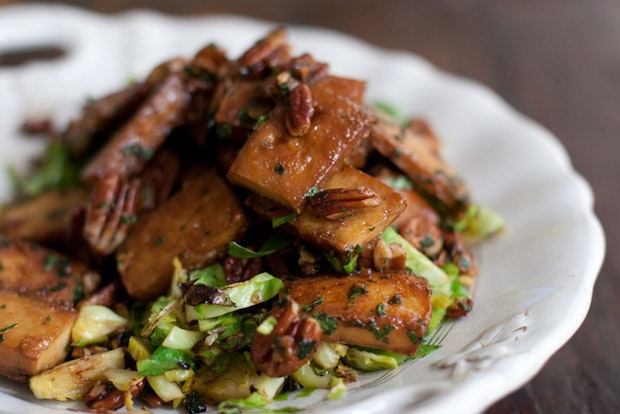 Caramelized Tofu Recipe