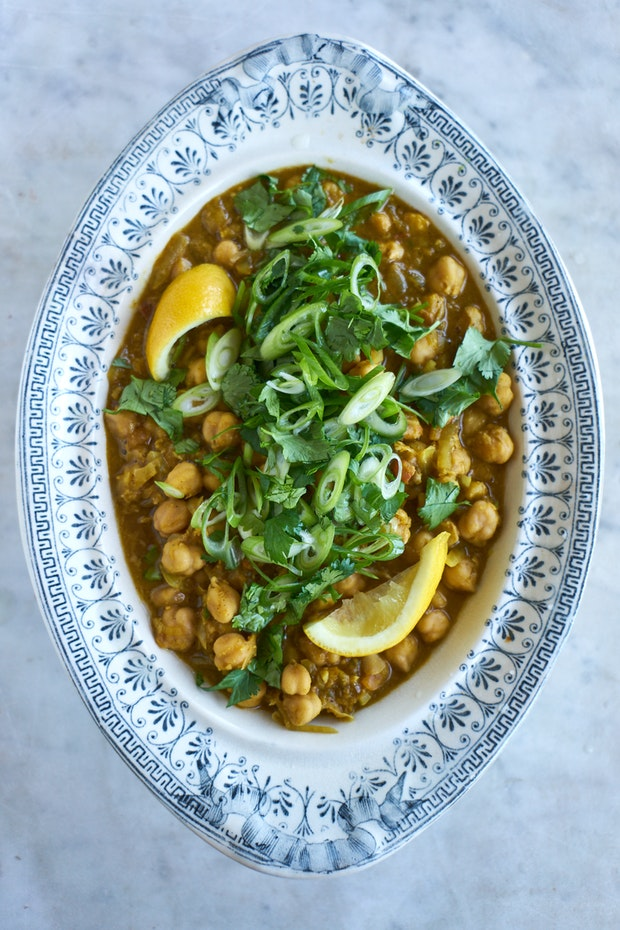 A Really Good Chana Masala Recipe